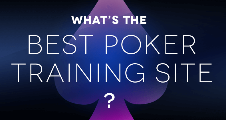 How a Poker Training Site Can Help You